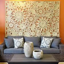 Fast forward to last week and the wall is no longer bare. A Creative Way To Decorate A Large Blank Wall Schneiderman S The Blog Design And Decorating