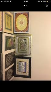 islamic wall art frames on islamic wall art frames uk with islamic wall art frames in burnage manchester gumtree
