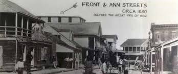 according to the sanborn maps in the key west archives there has been a saloon or bar at the address of two friends since before the great fire of 1886