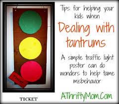 Traffic Light Chart Behaviour A Traffic Light Approach To Good Behavior A Thrifty Mom