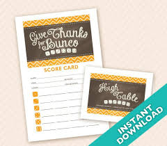 downloadable thanksgiving pictures downloadable thanksgiving printable bunco scorecard and table etsy