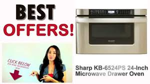 sharp kb6524ps. sharp 24 -inch microwave drawer oven - sharp kb-6524ps 24-inch microwave drawer oven review! kb6524ps