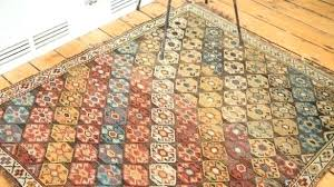 square outdoor rugs 4x4 architecture and home wonderful at extremely 5 distressed antique rug area square rugs 4x4