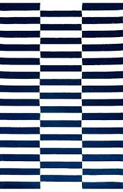 blue white striped rug and navy charming rugby shirt strikingly rugs pottery barn cotton outdoor whi