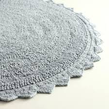 original bath rugs on e6845438 round bath rugs intended for frost gray mat world market