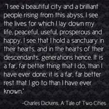 charles dickens quotes a tale of two cities google search   charles dickens a tale of two cities