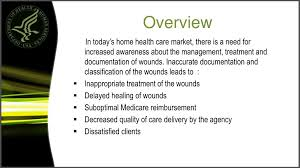 Oasis Charting For Home Health Ppt Oasis Outcome And Assessment Information Set Wound