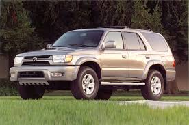 2002 Toyota 4Runner Reviews and Rating | Motor Trend