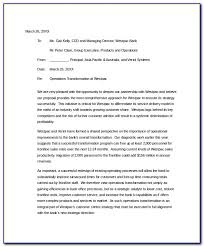 Cover Letter For Training Proposal Pdf Cover Letter Resume