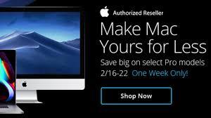16-Inch MacBook Pro, iMac, and Mac Pro ...