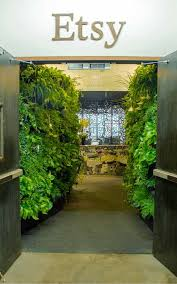 office greenery. Greenery Such As Etsy\u0027s Offices Office E