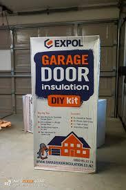 expol garage door insulation kit 2