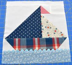 Sailboat Quilt Pattern New Ideas