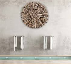 Driftwood Round Wall Art