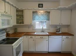 contemporary kitchen design with white kitchen cabinet wood