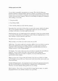 What Should Your Resume Cover Letter Say About You Short A Photos Hd