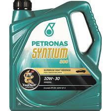 motor oil absorbing sheets syntium 500 10w 30 passenger car motor oil petronas lubricants