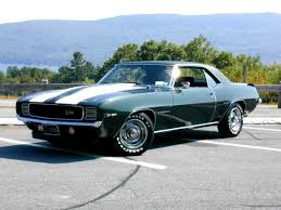 Camaro chevy camaro 1969 : 69 Camaro! Wow, looks like the one I drove all through High School ...