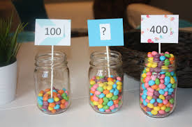 estimation jars and printable worksheet a great activity to practice estimation older students is to use three jars full of jelly beans each having a different amount