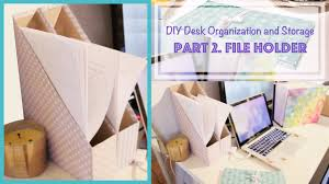 DIY Magazine Holder from Cereal Box - Desk Organization and Storage Ideas  (2) - YouTube