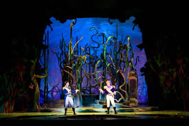 Into The Woods Set Design Broadway Into The Woods Scenic Design Google Search Stage Design