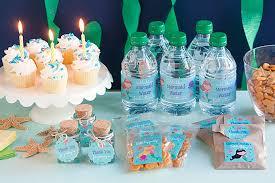 3 DIY Mermaid Party Favor Ideas | Evermine Blog | www.evermine.com