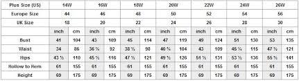 Wedding Dress Sizes Chart Uk Wedding