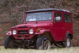 1972 Toyota Land Cruiser barn find project or parts - Classic ...