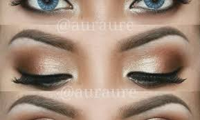 10 easy ideas for prom makeup for blue eyes in 10 hair and
