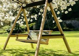 bench swing with canopy full size of decorating wooden swinging bench seat wooden garden hammock swing