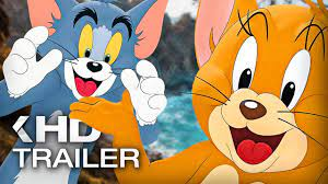 TOM AND JERRY Trailer (2021) - YouTube