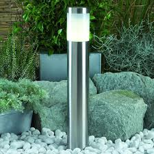 techmar albus garden 12v led post lighting