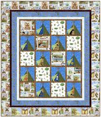 Camping We Will Go Quilt Kit & A Camping We Will Go Quilt Kit Adamdwight.com