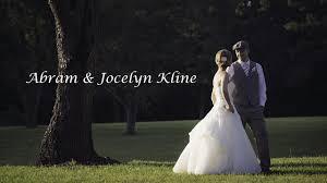 Abram and Jocelyn Kline's Wedding on Vimeo