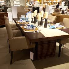 Crate And Barrel Folding Dining Table With Design Image 4035 Yoibb