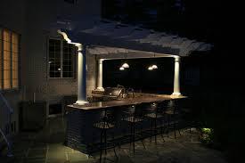 landscape lighting pictures gallery qnud saveenlarge outdoor kitchen outdoor kitchen lighting ideas17 lighting
