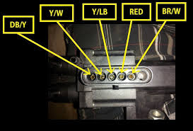 installing electronically controlled fuel tank selector valve  all the wires you need to splice into are right there on the frame near where the valve is just seperate the wire for the front tank from the ones to the