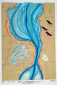Lower Mississippi River Charts Mel Watkin