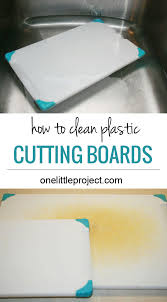 i thought i was going to have to throw out all my cutting boards and invest