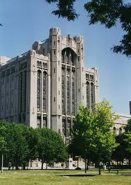 Detroit's masonic temple is the largest building of its kind in the world. Detroit Masonic Temple Wikipedia