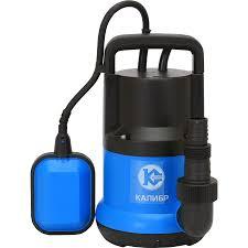 Электрический <b>насос Калибр НПЦ</b>-<b>400/5П</b>, синий