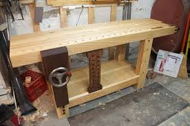The Deluxe Roubo  Popular Woodworking MagazineRoubo Woodworking Bench