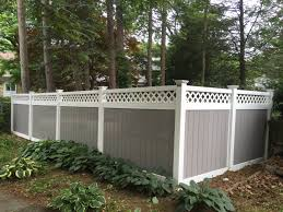 Vinyl fencing Ft Privacy Homeland Vinyl Products Vinyl Fencing Reliable Fence Boston