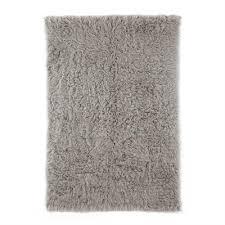 nuloom flokati natural area rug grey