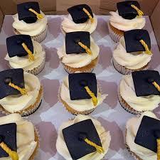 Graduation Cupcakes Angel Food Bakery