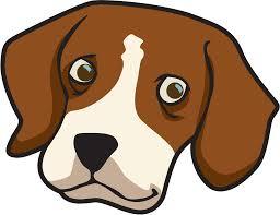 dog face clipart. Brilliant Dog For Dog Face Clipart E