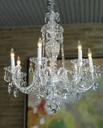 winsome best way to clean waterford crystal chandelier