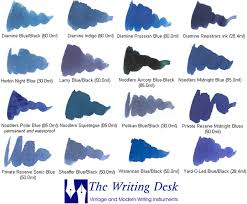 Parker Blue Black Inky Thoughts The Fountain Pen Network
