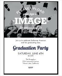 College Graduation Invitation Template Backgrounds Free Card