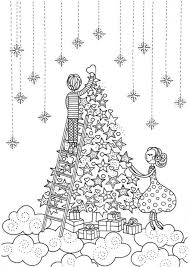 Cheer your child this holiday season with christmas coloring sheets. Free Easy To Print Adult Christmas Coloring Pages Tulamama